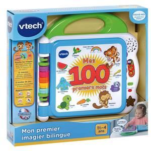 Vtech Mon premier imagier bilingue