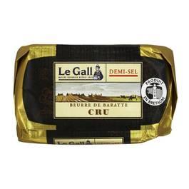 Le Gall Beurre cru de baratte 1/2 sel