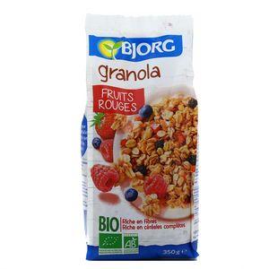 Bjorg Granola Fruits Rouges bio