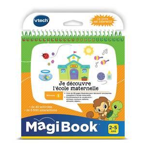 Vtech Magibook- Je découvre l'école maternelle