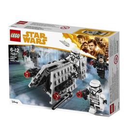 LEGO Star Wars 75207 Pack de Combat Patrouille Impériale Set Jeu De Construction