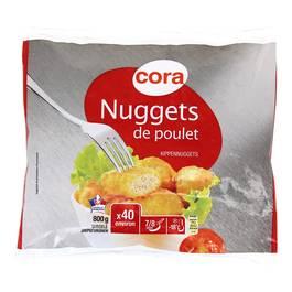 Cora Nuggets de poulet