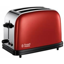 Grille-pain colours rouge flamboyant,Russell Hobbs,