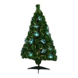 Jardieco Sapin de Noël artificiel Tallin fibre optique vert