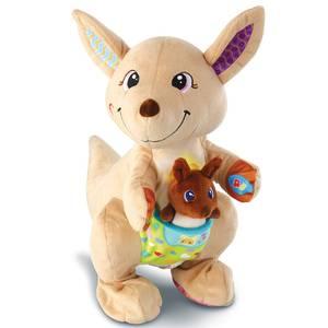 Vtech Peluche Maman kangou-love et son bébé
