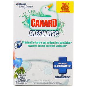 Fresh Disc WC 5en1 - Fraîcheur eucalyptus