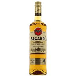 Bacardi Rhum ambré Carta Oro 37,5°