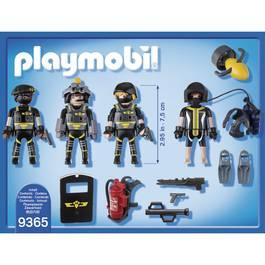 PLAYMOBIL® City Action Policiers d'élite