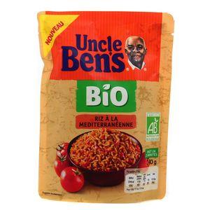 Uncle Ben's Riz à la Médterranéenne
