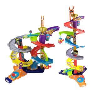 Vtech Tut tut bolides- Mega circuit spirales 2 en 1