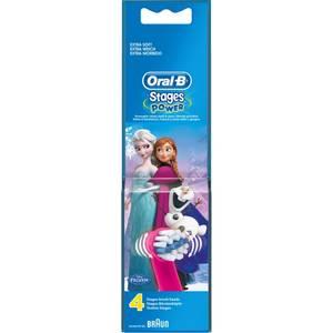Oral B Brossettes Kids EB10 Reine des neiges