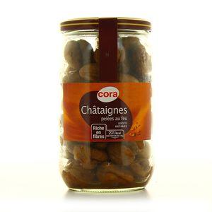 Marrons chata gnes cora comparez vos conserves plats cuisin s au meilleur prix chez shoptimise - Cuire des marrons en conserve ...