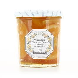 Marmelade d'oranges douces ,ALBERT MENES,370g