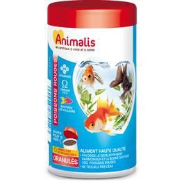 Animalis Aliments granulés pour poissons rouges