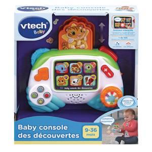 Vtech Baby console des découvertes
