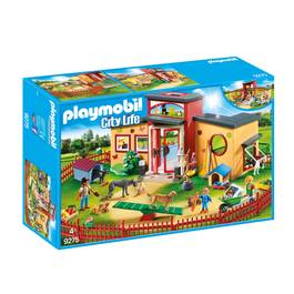 PLAYMOBIL® City Life Pension des animaux