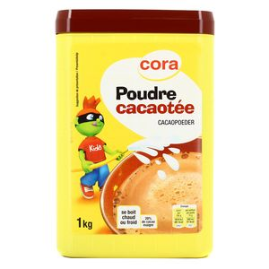 Cora Poudre cacaotée