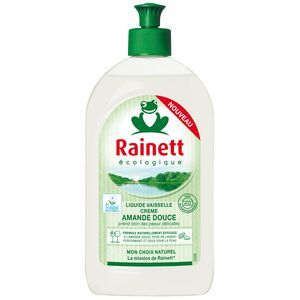 Liquide Vaisselle amande douce,RAINETT,500ml
