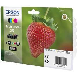 Epson Cartouches d'encre Multipack Fraise- T2986