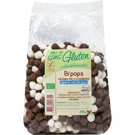 Ma Vie Sans Gluten Céréales Bi'Pops, sans gluten, Bio