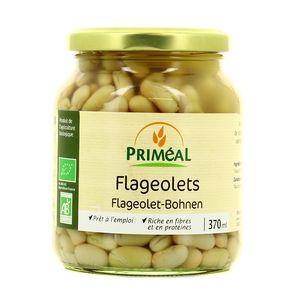 Priméal Flageolets bio origine France