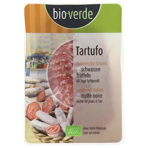 BioVerde Saucisson Tartufo à la truffe bio