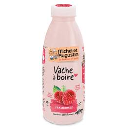 Michel et Augustin Vache à boire framboise