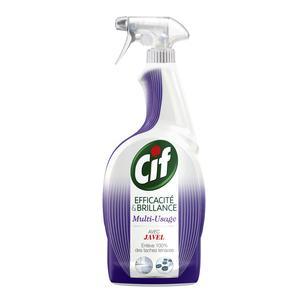 Cif Spray Easy clean avec javel