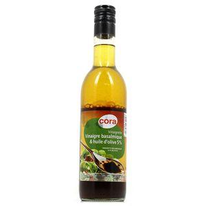 Cora Vinaigrette au vinaigre balsamique et huile d'olive