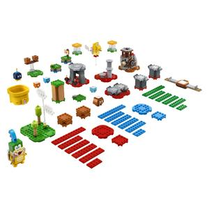 LEGO® Super Mario 71380- Set de créateur Invente ton aventure