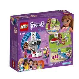 LEGO® Friends 41383- L'aire de jeu du hamster d'Olivia