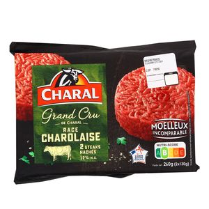 Charal Haché 12% Race Charolaise