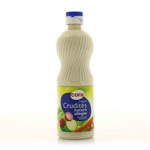 Cora Sauce crudités nature allégée