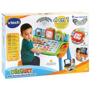 Vtech Magi bureau interactif 4 en 1 mixte