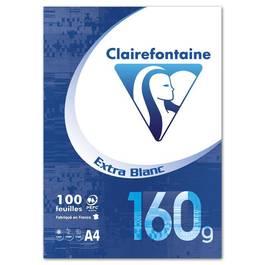 Clairefontaine Ramette de papier 21 x 29,7 cm 160 g/m²