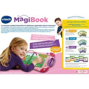 Magibook - Vtech Pack de démarrage Rose