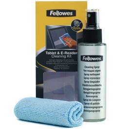 Fellowes Kit de nettoyage pour tablette PC et écran tactile