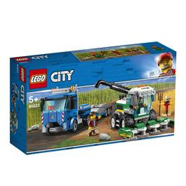 LEGO® City 60223- Le transport de l'ensileuse