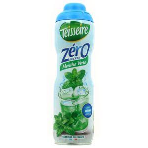 Teisseire Zero Sucre Menthe