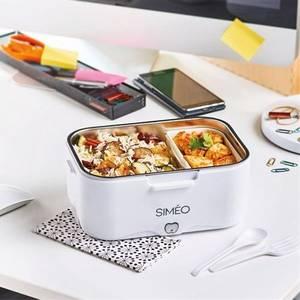 Siméo Lunch box électronique LBE210