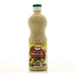 Cora Vinaigrette à moutarde à l'ancienne