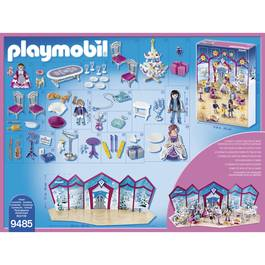 PLAYMOBIL® Christmas Calendrier de l'Avent Bal de Noël salon de Cristal