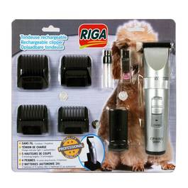 Riga Tondeuse rechargeable