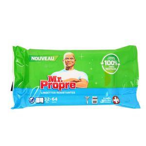 Mr Propre Lingettes antibactériennes