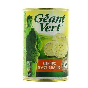 Géant Vert Coeurs d'artichauts