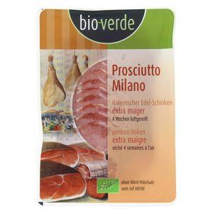 BioVerde Proscuitto Milano bio, sans sel nitrité