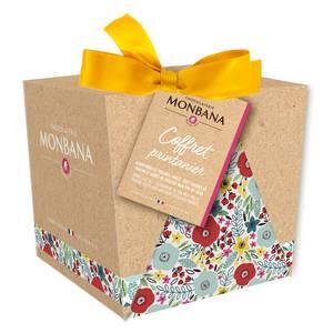 Chocolaterie Monbana Coffret printanier