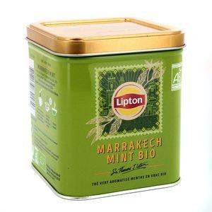 Lipton Thé vert Marrakech menthe bio