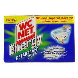 WC net Détartrant wc en poudre active energy