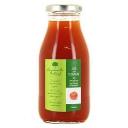 Emmanuelle Baillard Pur Jus de Tomate de Provence au Piment d'Espelette